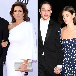 Cindy Crawford Tries Not Get Too Involved Kaia Pete Davidson Romance