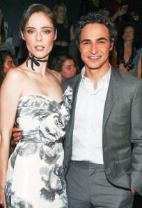Coco Rocha and Zac Posen