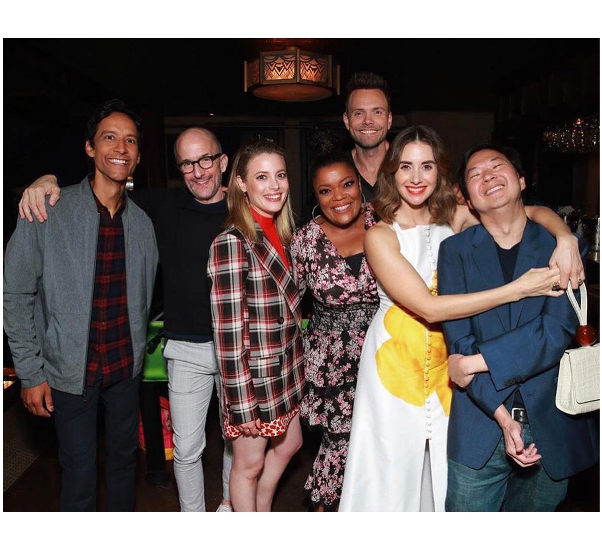 Glee Cast dating varandra Dating Filippinerna i Libanon