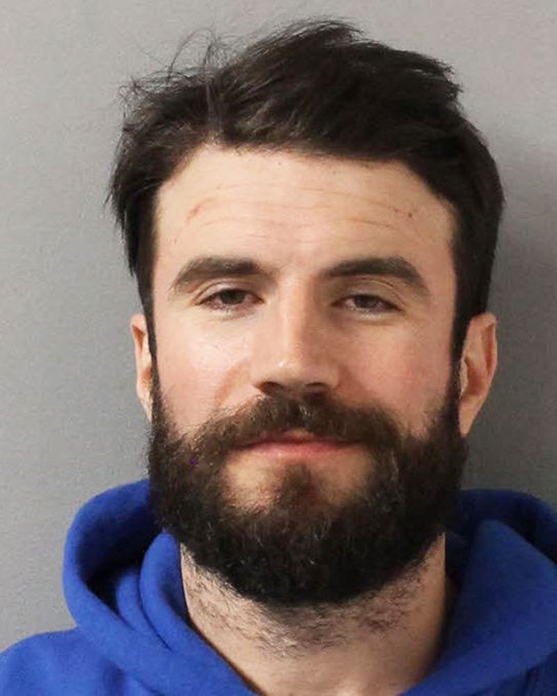 Country Singer Sam Hunt Arrested for DUI After Allegedly Driving Down the Road the Way Wrong in Nashville