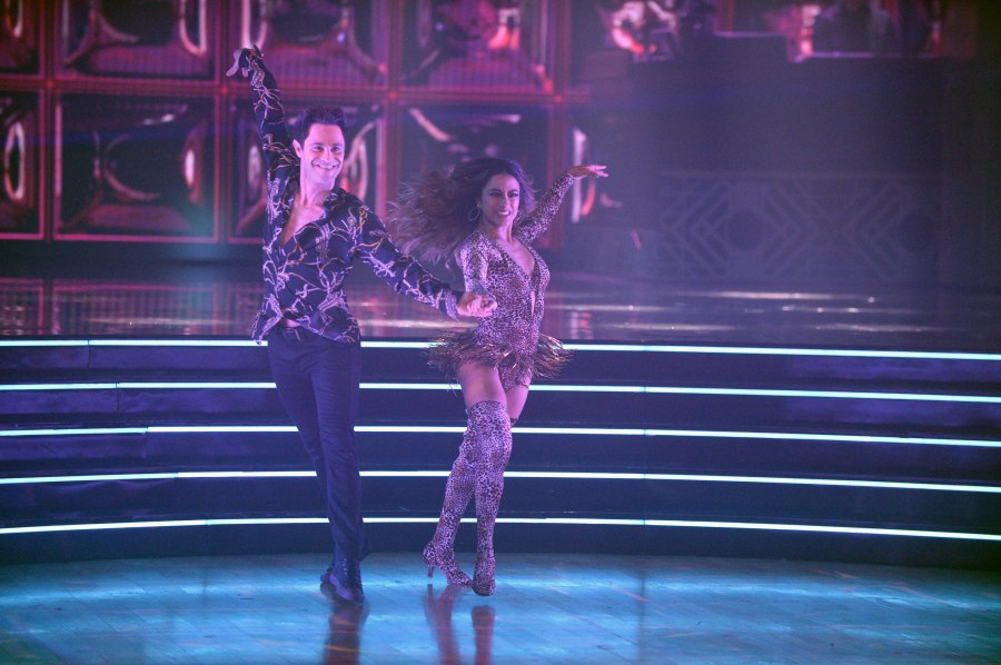 SASHA FARBER, ALLY BROOKE 'Dancing With the Stars' Final 5 Revealed