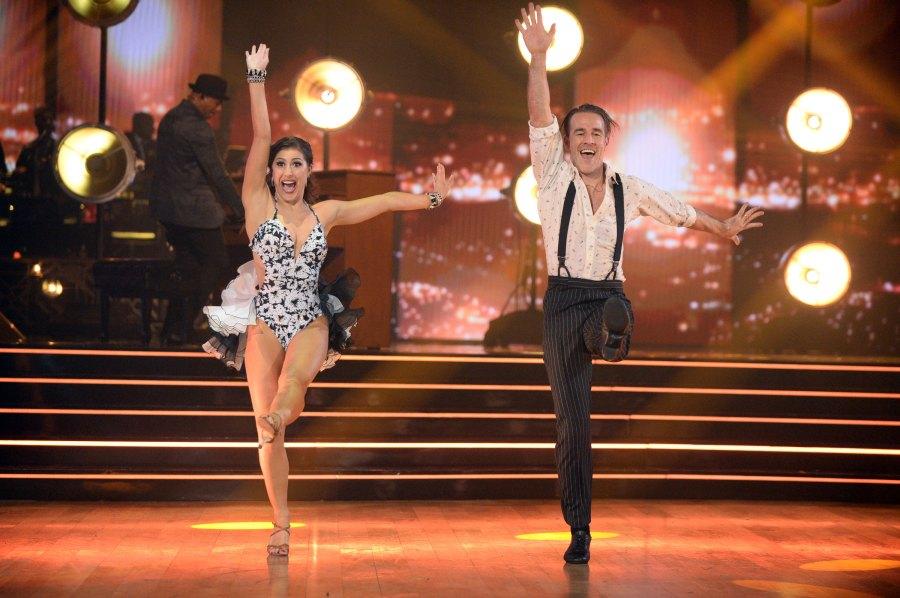 EMMA SLATER, JAMES VAN DER BEEK 'Dancing With the Stars' Final 5 Revealed