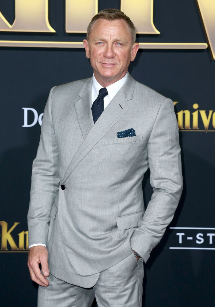 Daniel Craig 'Exhausted' After Welcoming Daughter With ...
