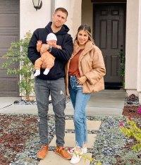 Daniella Monet Instagram Gio Gardner How Celebrity Babies Celebrated Their 1st Thanksgiving