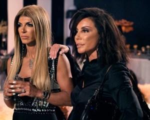 Danielle Staub Says RHONJ Cast Threatened by Friendship With Teresa