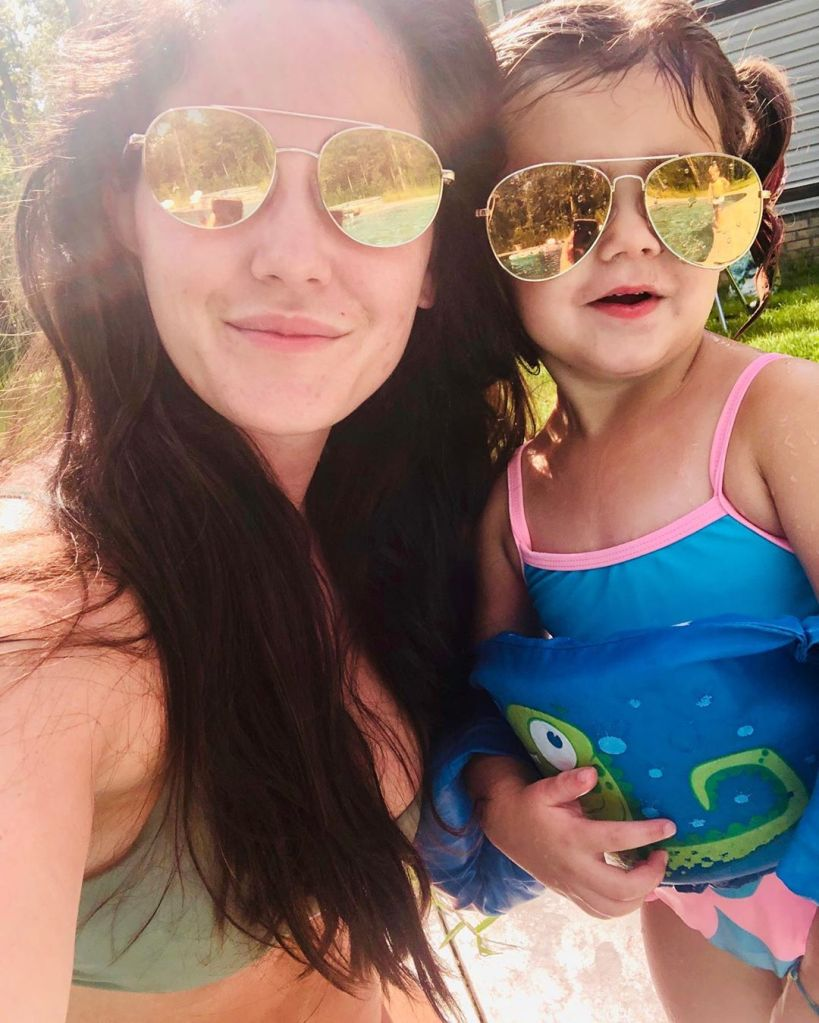 David Eason Claims Jenelle Evans 'Disappeared' With Daughter Ensley