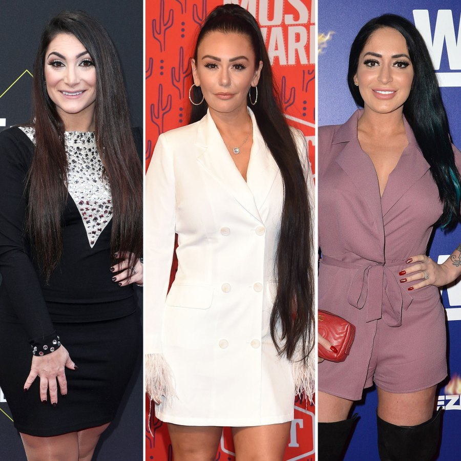 Deena Cortese Reveals 'a Lot Went Down' With Jenni 'JWoww' Farley at Angelina Pivarnick's Bachelorette Party