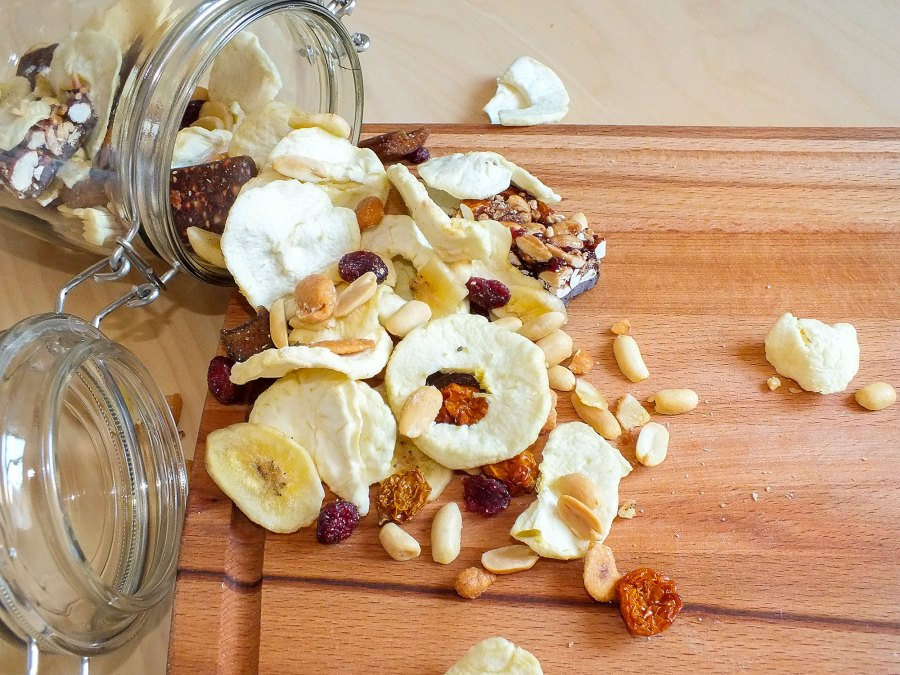 Dehydrated Fruits Nuts Kourtney Kardashian Approved Snacks for Kids