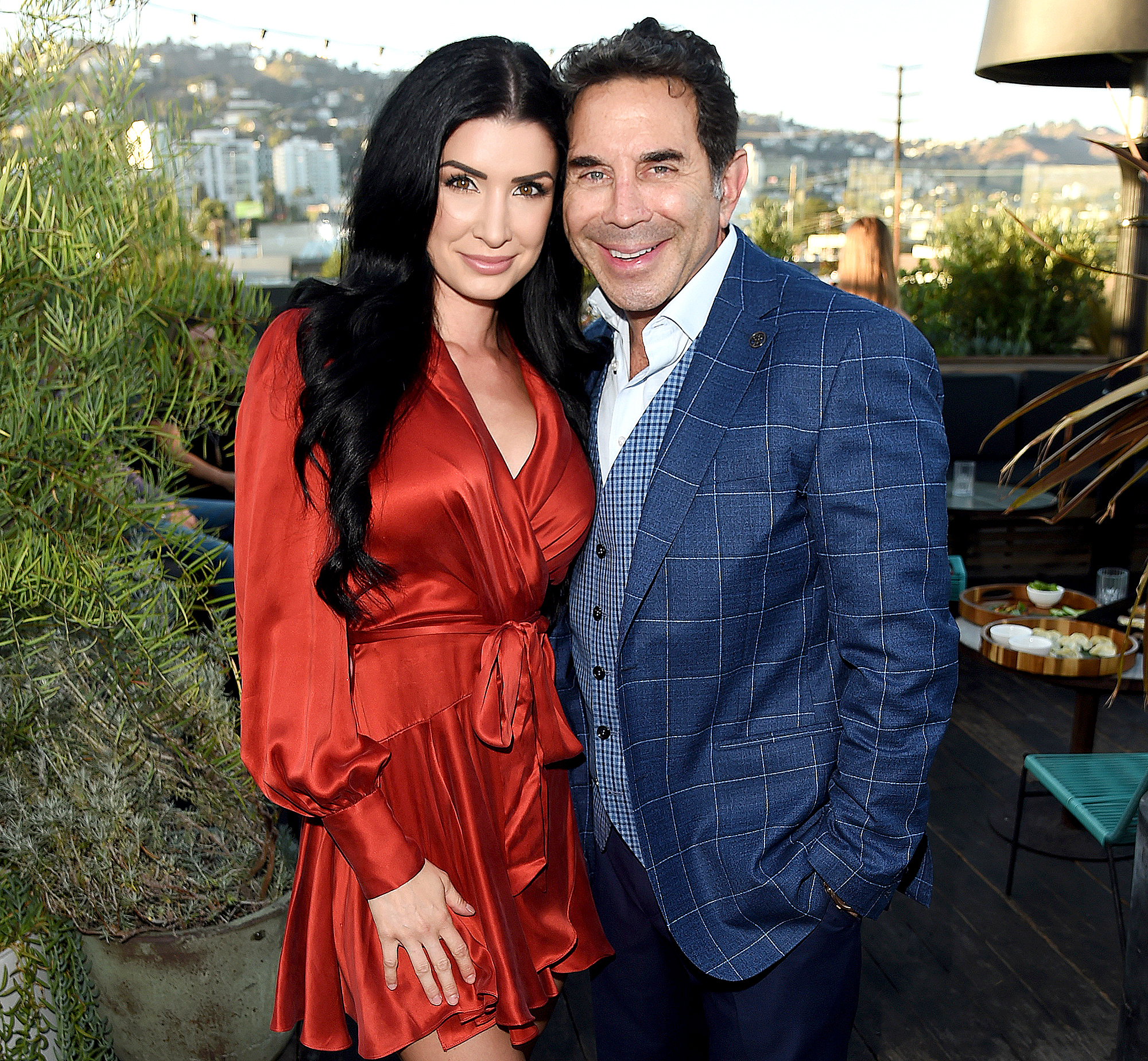 Dr. Paul Nassif And Wife Brittany Pattakos Plan On
