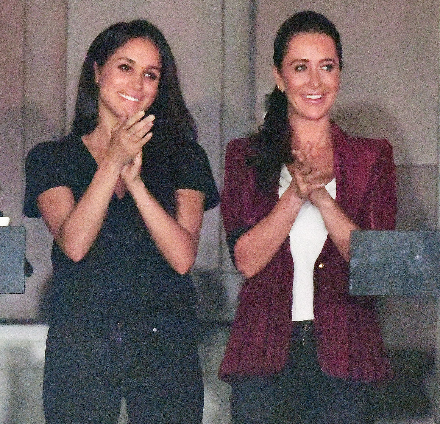 Duchess Meghan's BFF Jessica Mulroney Jokes She'll 'Only Wear Parkas by the Beach' After Being Body-Shamed
