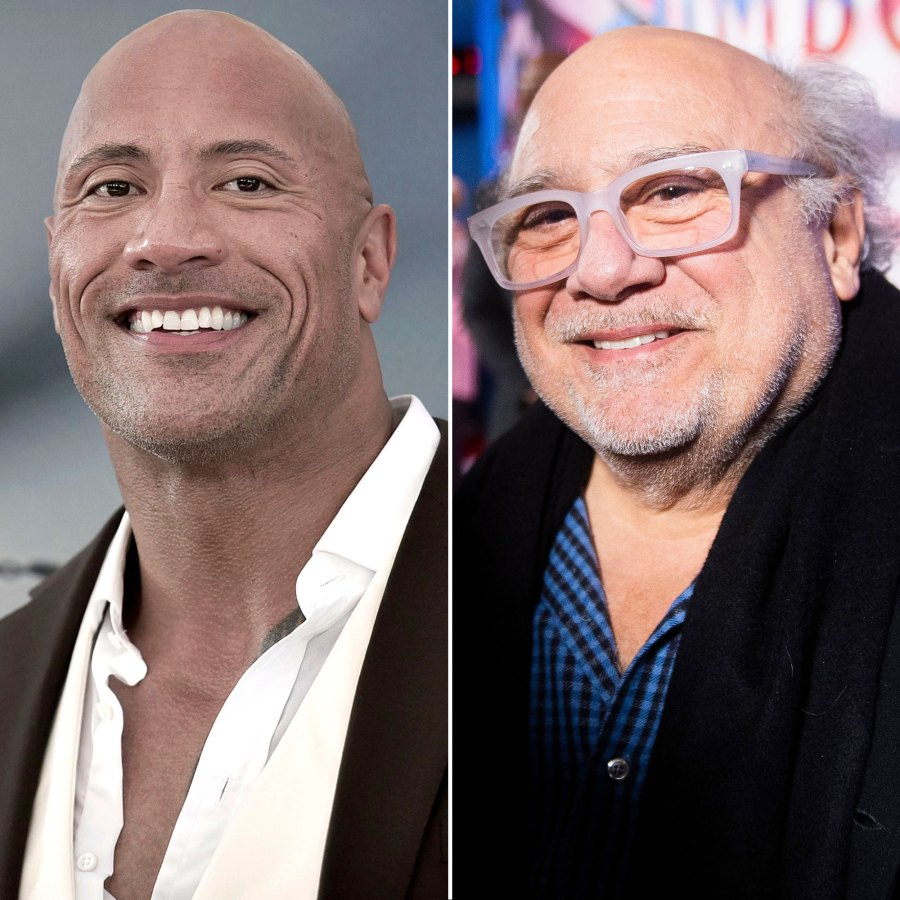 Dwayne 'The Rock' Johnson and Danny DeVito Drink Tequila Together, Crash a Wedding