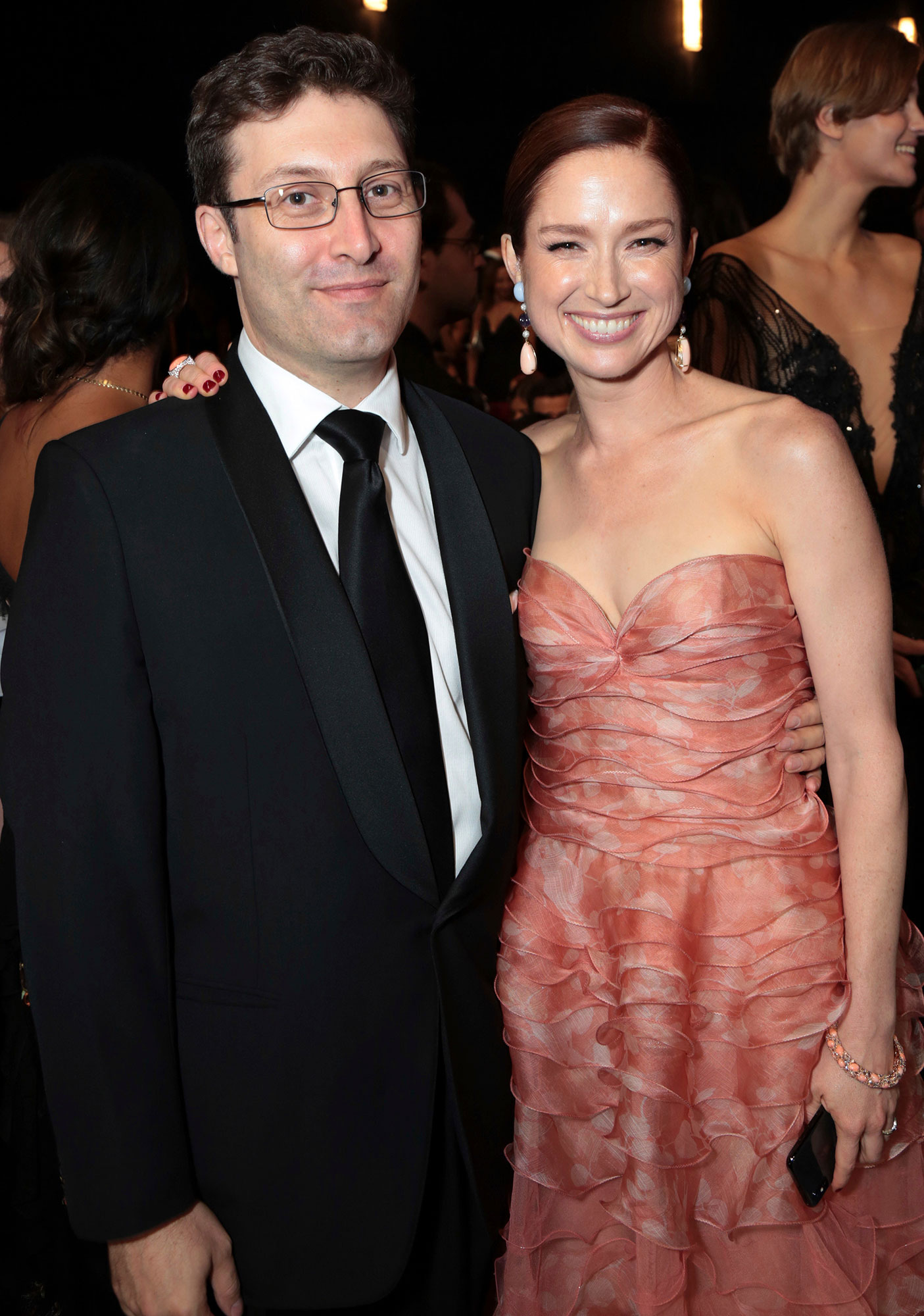 Ellie Kemper Has Date Nights With Her Husband to 'Refocus'