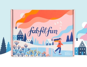 FabFitFun Winter Box 2019