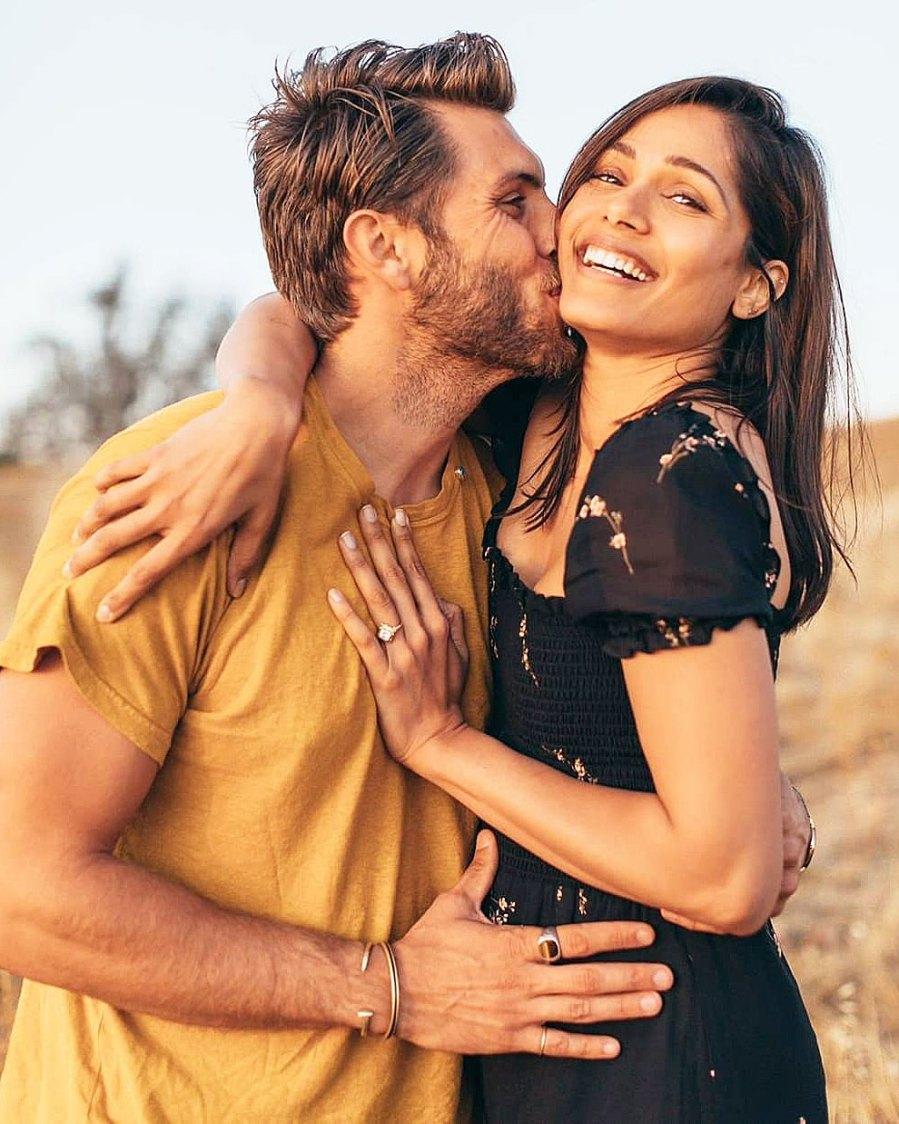 Freida Pinto Engaged to Photographer Boyfriend Cory Tran