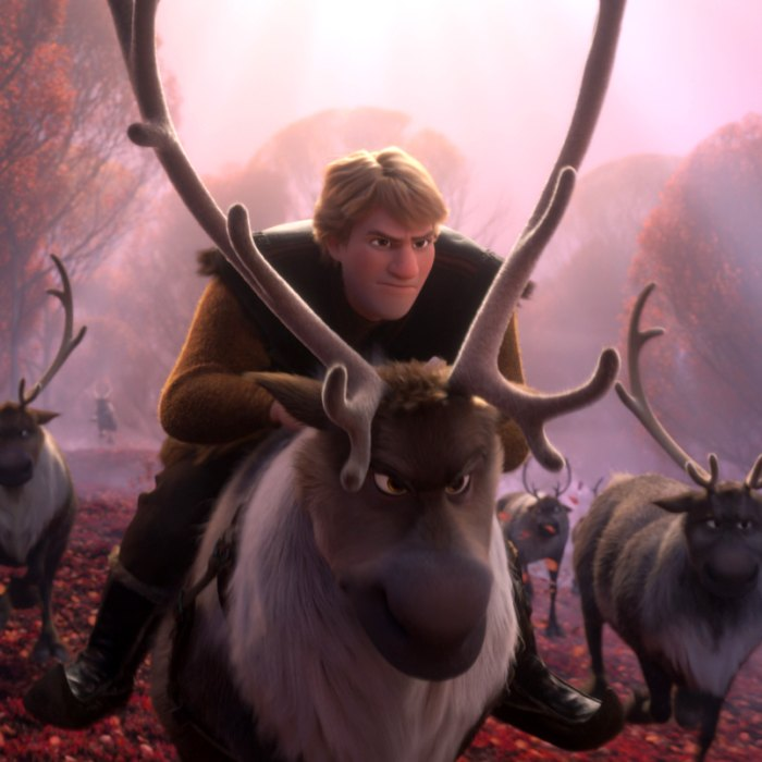 Kristoff and Sven Frozen 2 Disney Animation