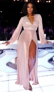 Gabrielle Union America's Got Talent Exit