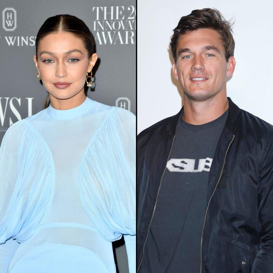 Gigi Hadid Unfollows Tyler Cameron on Instagram