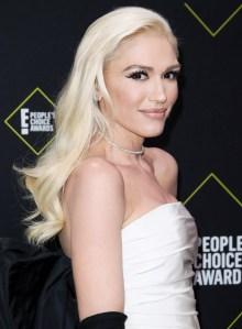 Gwen Stefani People's Choice Awards Dress