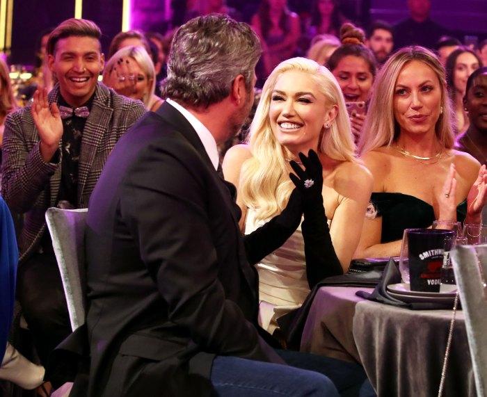 Gwen Stefani Shuts Down Rumors Engagement Blake Shelton