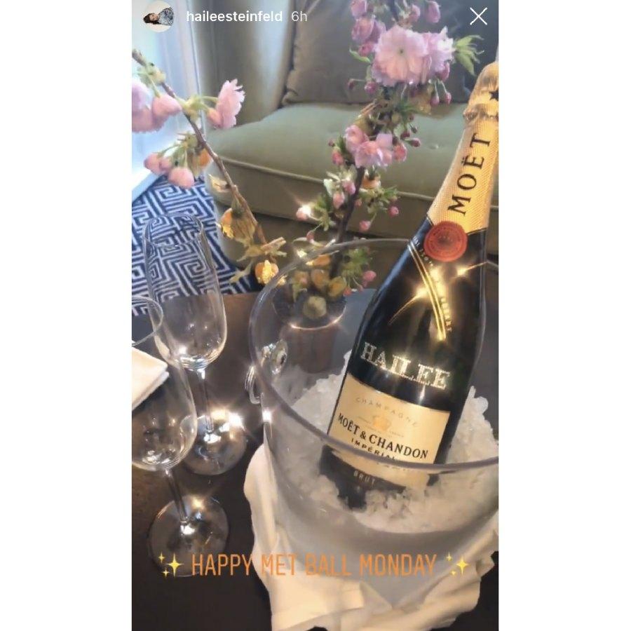 Hailee-Steinfeld-personalized-liquor-bottle
