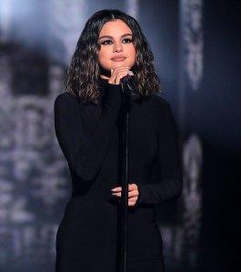 Hailey Baldwin Liked an Instagram Selena Gomez AMAs 2019