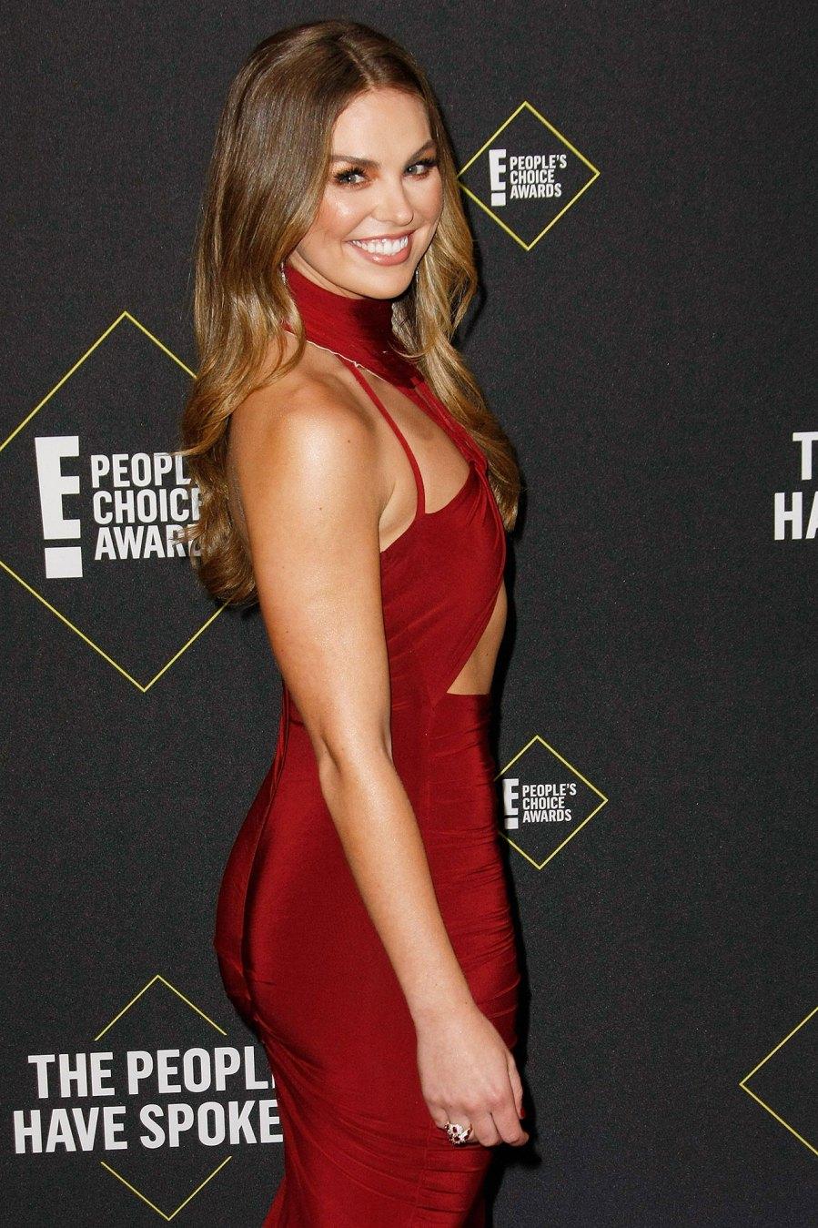 Hannah Brown 45th Annual People's Choice Awards