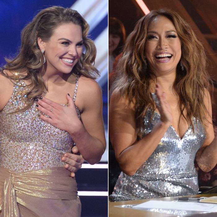 Hannah Brown Apologizes to Carrie Ann Inaba After Being 'Dismissive' on 'Dancing With the Stars Apologizes to Carrie Ann Inaba After Being 'Dismissive' on 'Dancing With the Stars'