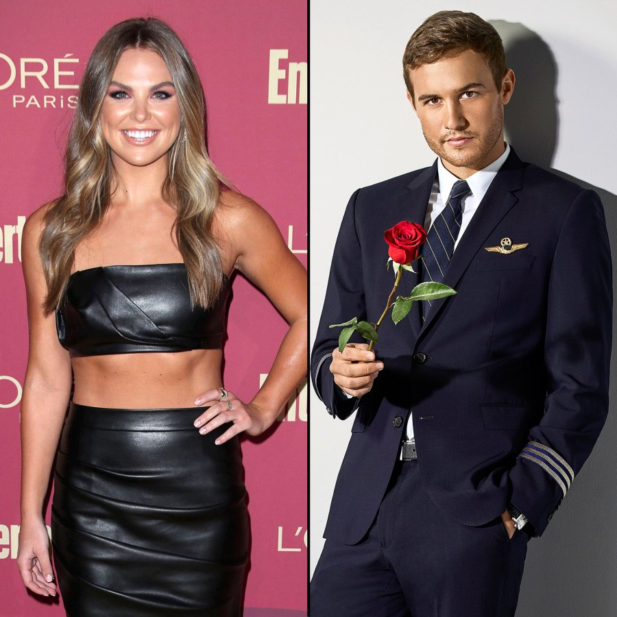 Hannah Brown Reacts to Peter Weber's Bachelor Promo
