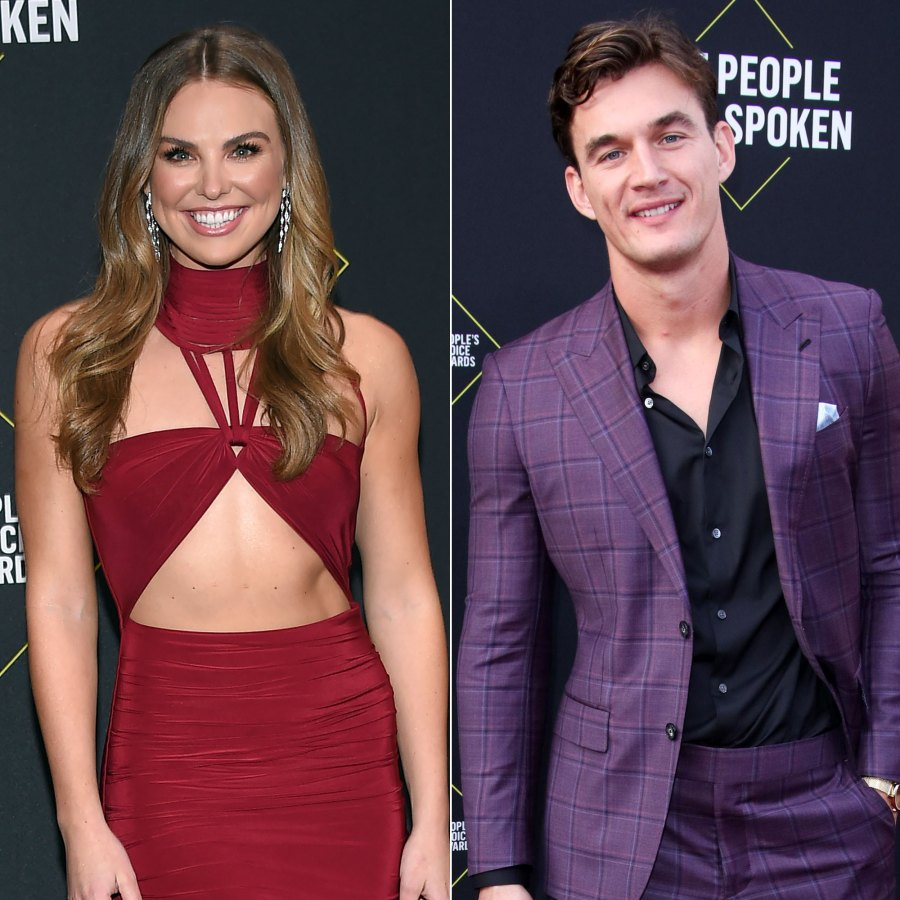 Hannah Brown Reveals What Ex Tyler Cameron Said to Her at the People's Choice Awards 2019