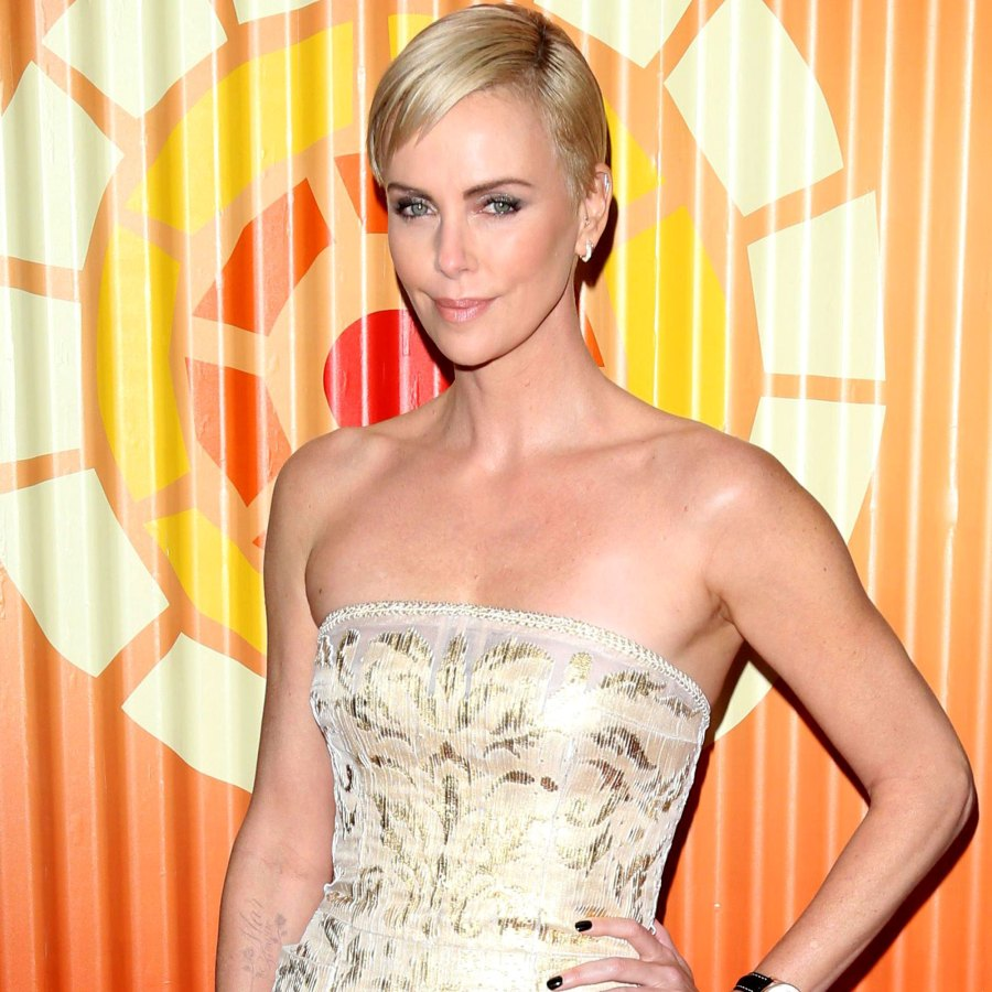 How Charlize Theron Handles Haters Criticizing Her Parenting Choices