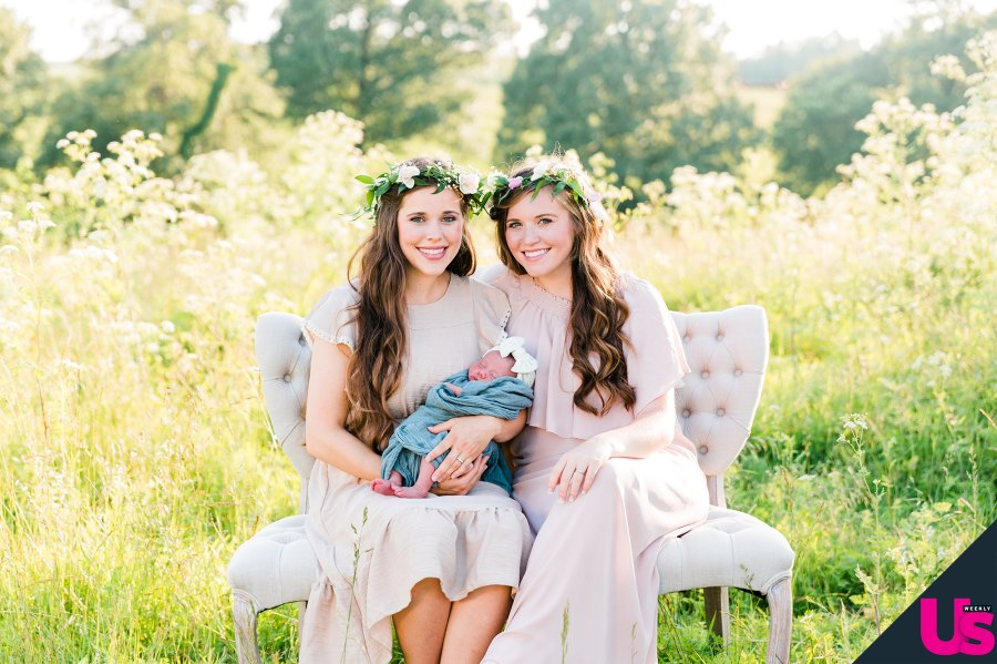 How Joy-Anna Duggar Supports Sisters Pregnancies in the Wake of Her Miscarriage