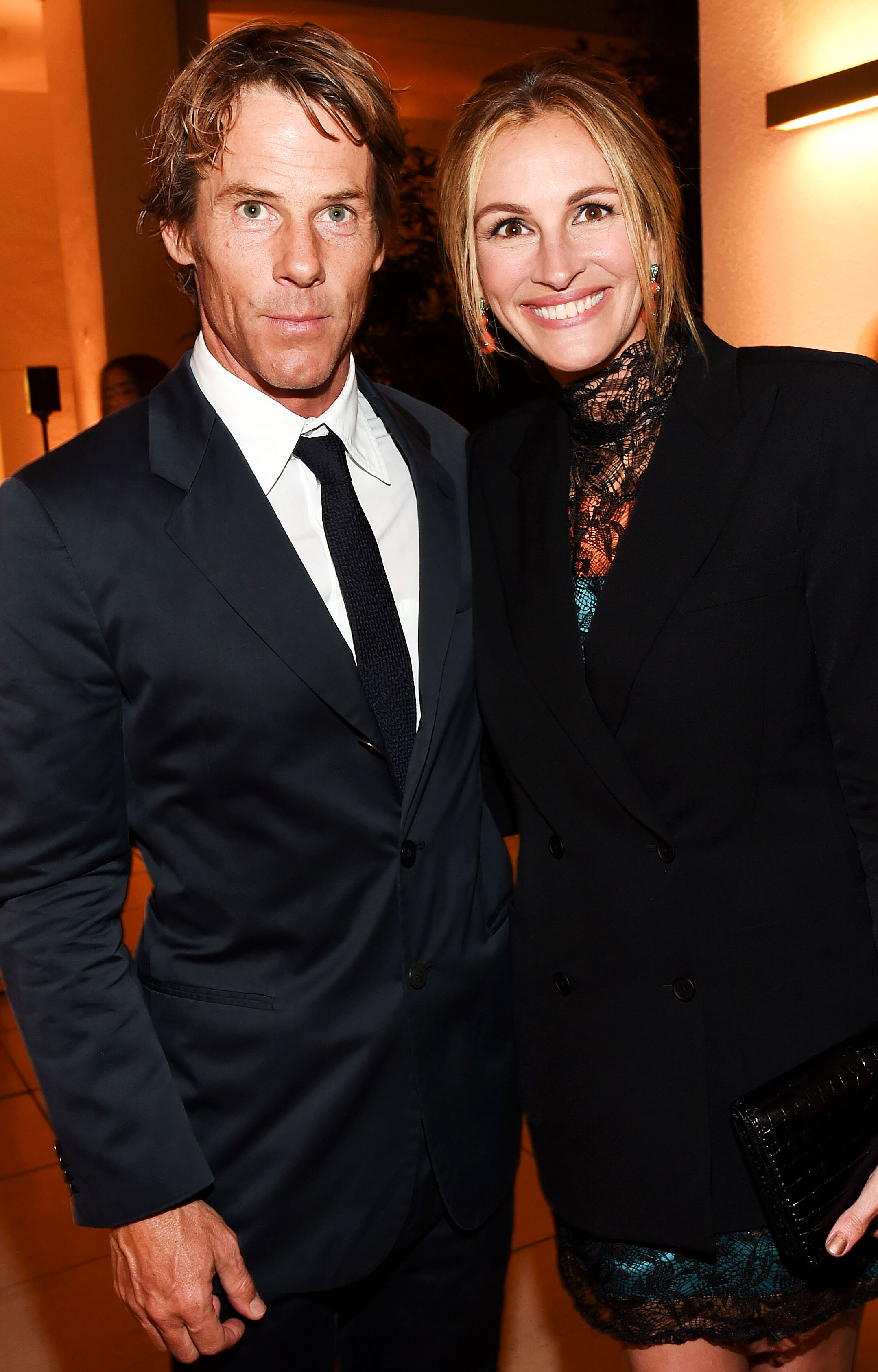 Julia Roberts And Danny Moder Are A Committed Unit