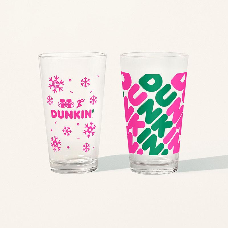 Jared Haibon Ashley Iaconetti Are Loving Dunkin New Holiday Merch