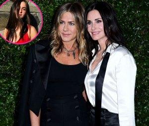 Jennifer Aniston Thinks Courteney Cox Daughter Coco