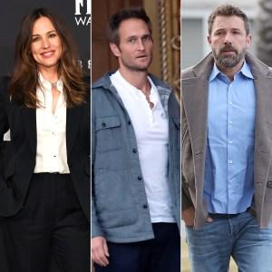 Jennifer Garner Boyfriend John Miller Has Been Her Rock During Ben Affleck Relapse