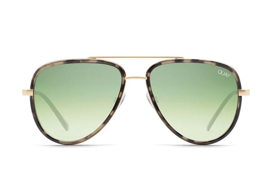 Jennifer Lopez and Alex Rodriguez x Quay Sunglasses - All In