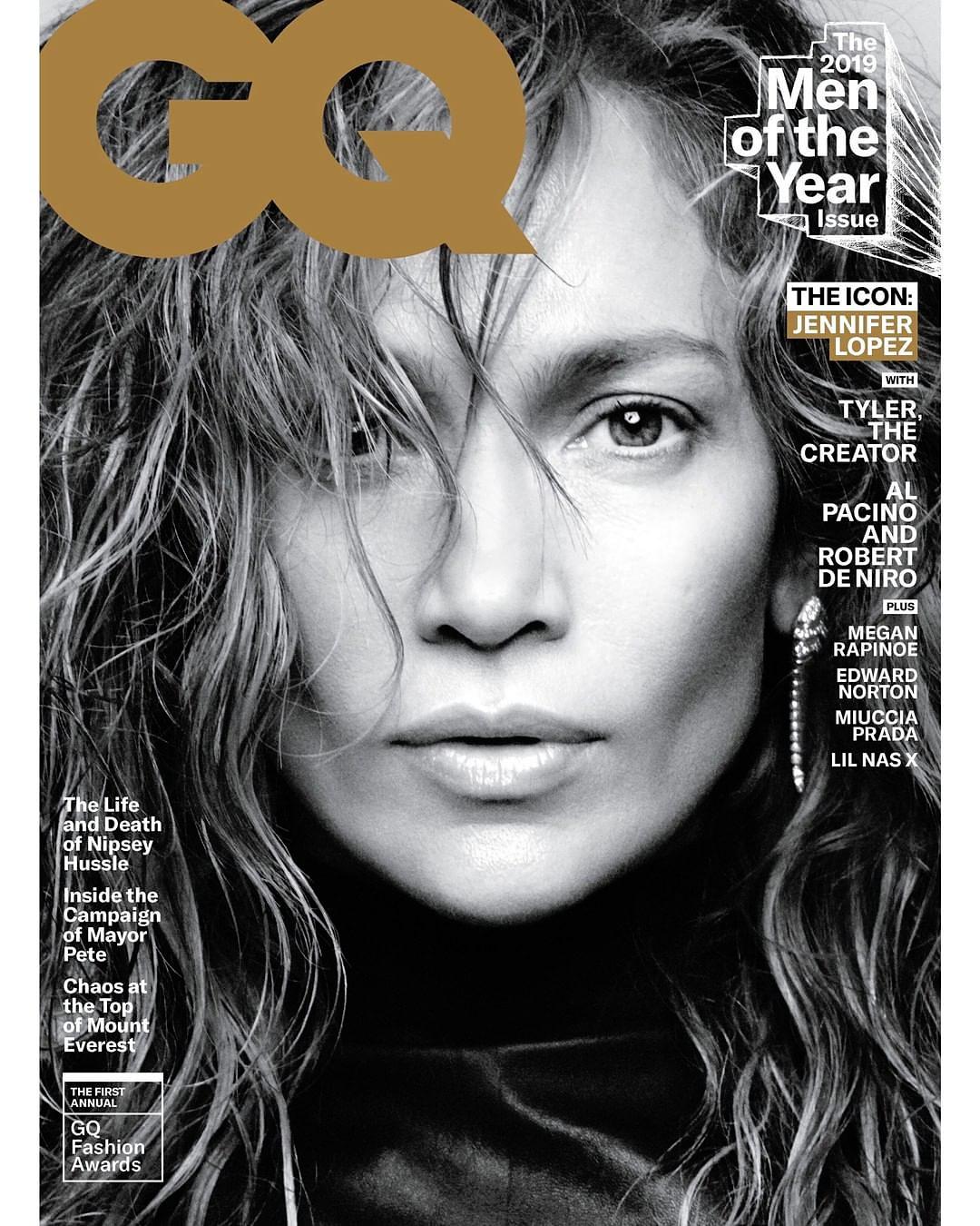 Jennifer Lopez GQ Cover