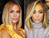 Jennifer Lopez Hair Change