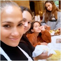 Jennifer Lopez Instagram Thanksgiving