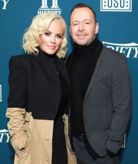 Jenny McCarthy and Donnie Wahlberg Celeb Stepparents