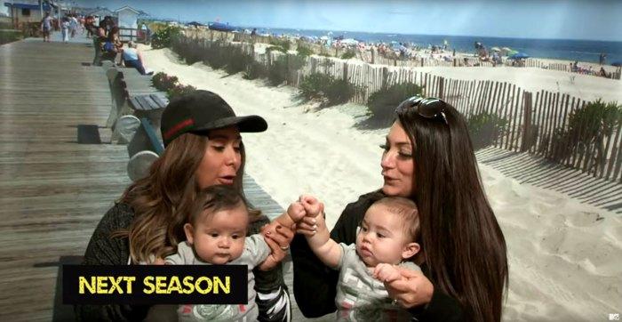 Jersey Shore next season preview