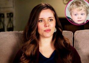 جيسا دوجار تكشف أن الابن هنري يعاني من تأخير في الكلام