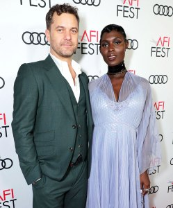 Jodie Turner-Smith Pregnant Expecting 1st Child With Joshua Jackson