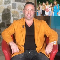 Joe Giudice Reunites With Teresa Giudice and Four Daughters in Italy