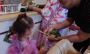 John Legend Cooks Collard Greens With His Grandma, Luna