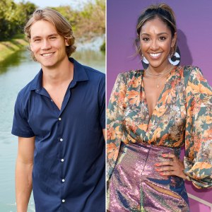 John Paul Jones Is Not Thrilled With Tayshia Adams After Their Split