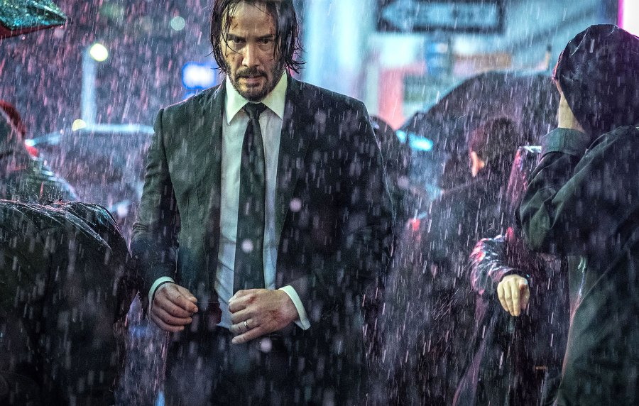 John Wick 3 People's Choice 2019 Sall