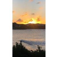 Jon Gosselin's La Croix Vacation Sunset