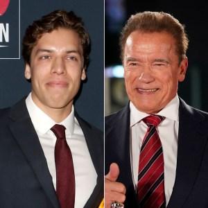 Joseph Baena Reveals How His Father Arnold Schwarzenegger Inspires His Fitness Journey