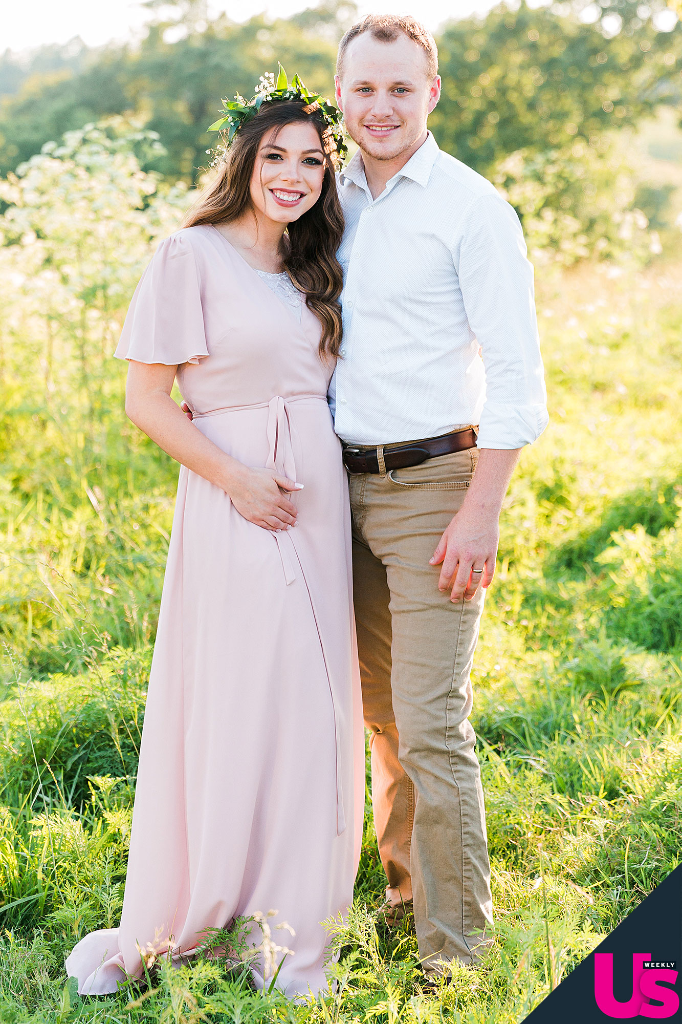 Josiah Duggar and Lauren Swanson Debut Baby Bella